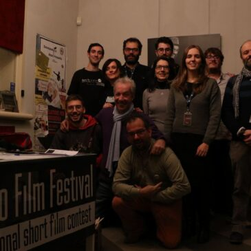 The winners of Reggio Film Festival 2018